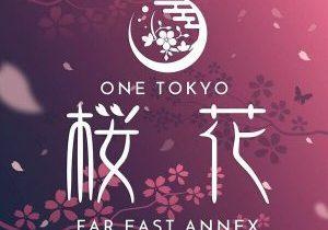 ONETOKYO桜花